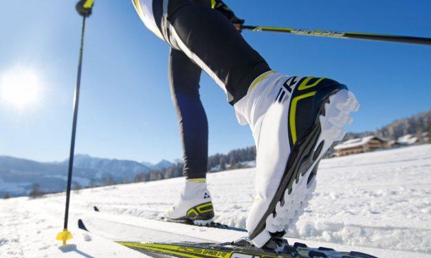 滑雪的冒险之旅